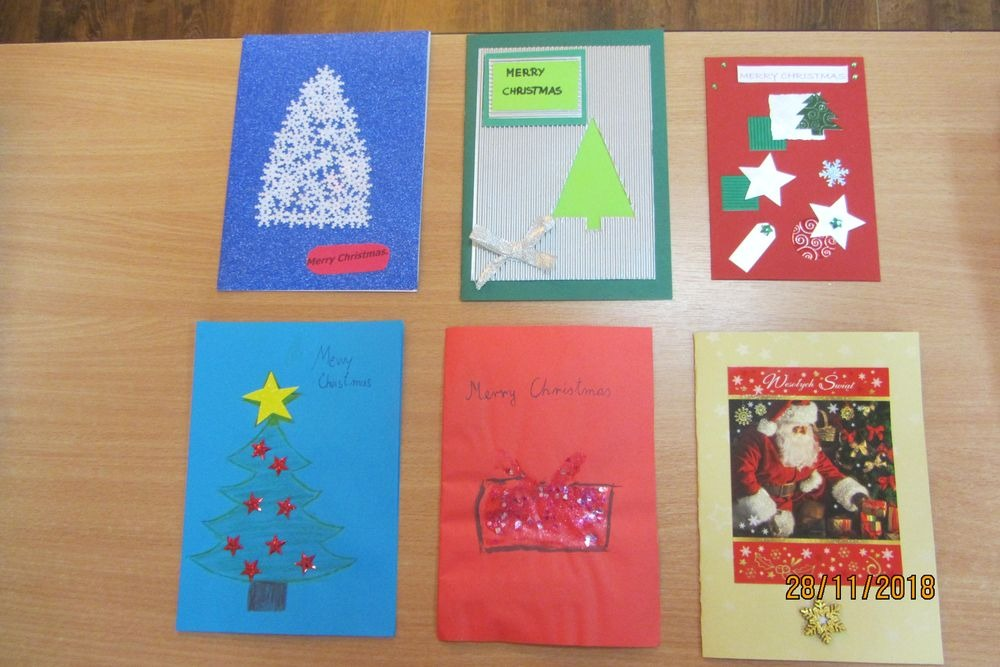 Christmas Cards Exchange 2018 - Obrazek 5