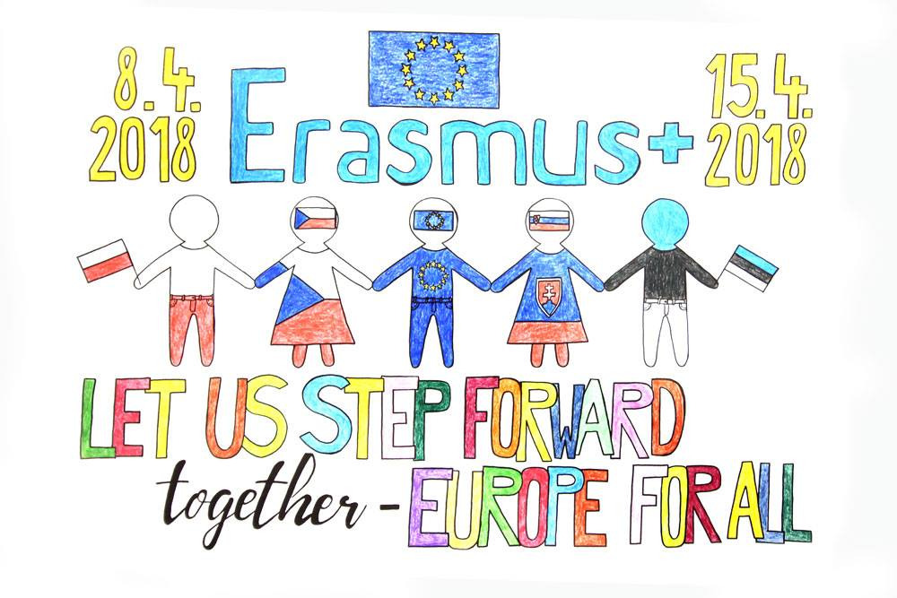 "Projekt ""Let us step forward together - Europe for all""  - Obrázok 1"