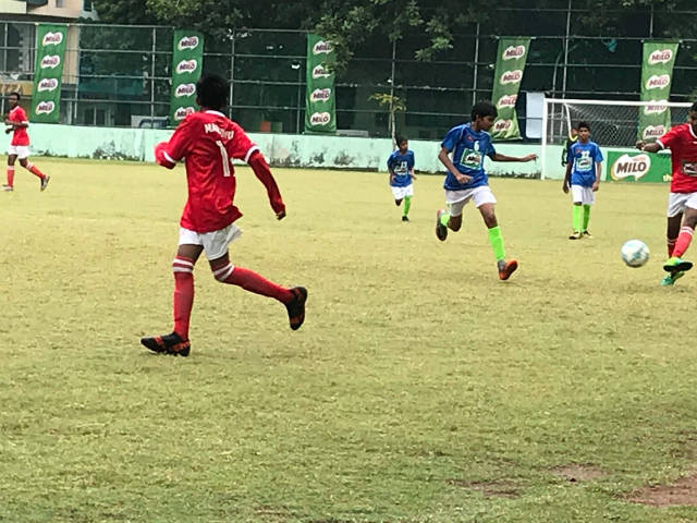 Inter-School U14 Football Taournament  Majeediyya VS Billabong - Image 5