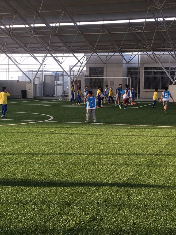 Soccer win for under 10 Al-Noor against AUS 17-0! - Image 1